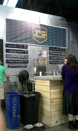 Urban South Brewery