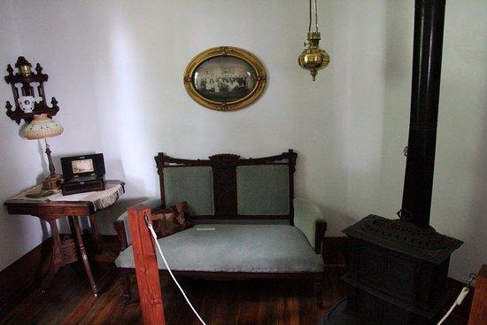 Fish Creek, WI: A sofa