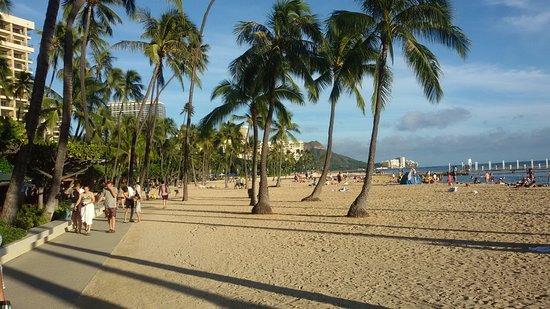 Hilton Hawaiian Village Waikiki Beach Resort La Spiaggia Di