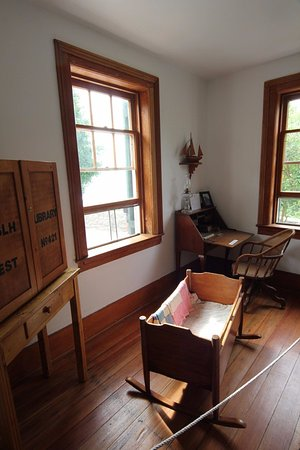 Fish Creek, WI: The living room