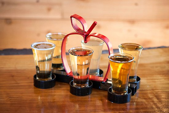 Clackamas County, OR: Cider flights!