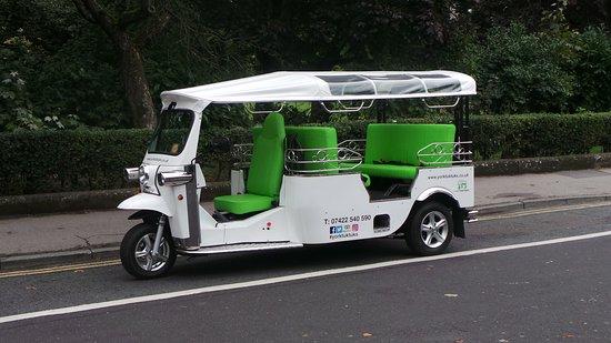 York Tuktuks