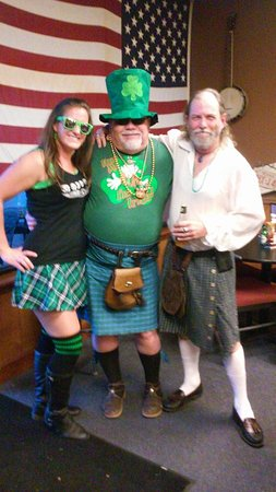 "Canton, GA: Bodocks ""Saint Patty's Day"""