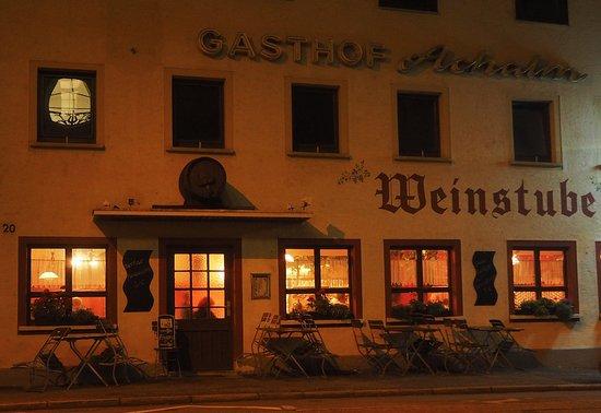 Reutlingen, Germany: Weinstube - Gasthof im Oktober 2016 nicht in Betrieb