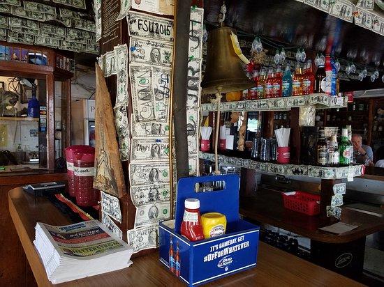 Desert Inn Restaurant in Yeehaw Junction, Florida.