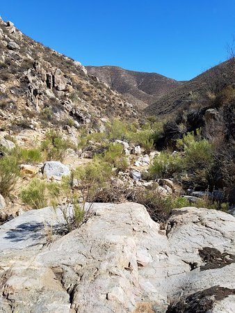 Baja Rancho La Bellota: Trail Blazing over huge bolders