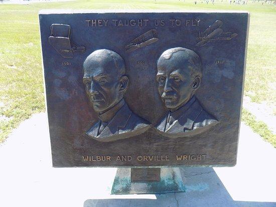 Kill Devil Hills, NC: Wilbur and Orville Wright