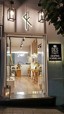 DES Handmade Jewelry by Despina Kornelaki