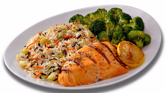 Cornwall, Canadá: Salmon Fillet