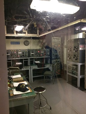 Mount Pleasant, SC: Radio Room