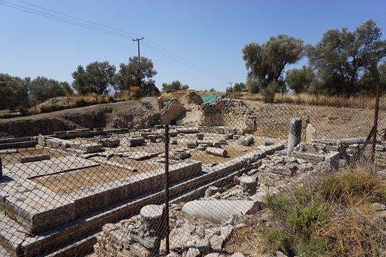 Heraklion Prefecture, Grèce : и тут копали