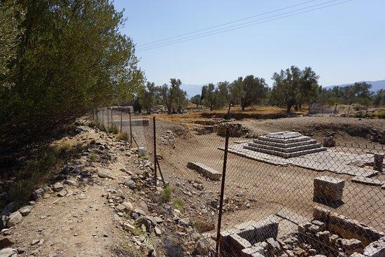Heraklion Prefecture, Grèce : ещё чтот откапали