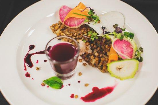 Eau Claire, WI: Beautiful Food