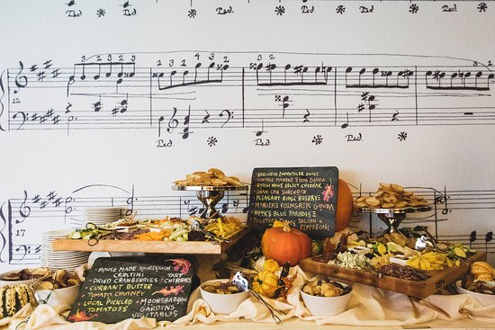 Eau Claire, WI: Music to my plate