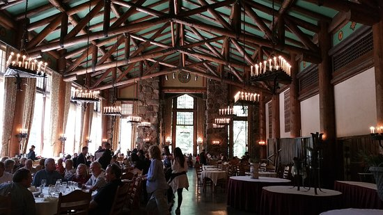 The Majestic Yosemite Dining Room: The Dining Room
