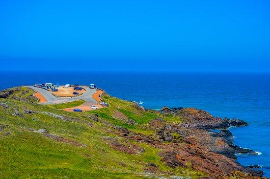 Punta Ballena, أوروجواي: Mirador Punta Ballena