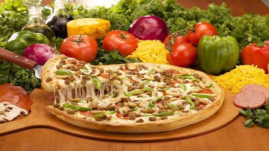Pueblo, CO: Combo Pizza