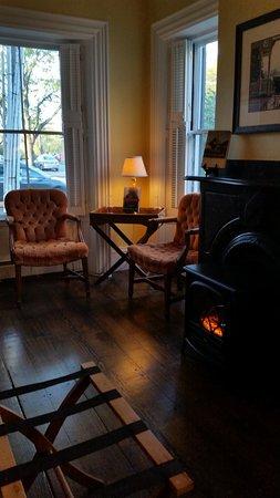 Ardmore Inn: Chris Bohjalian room