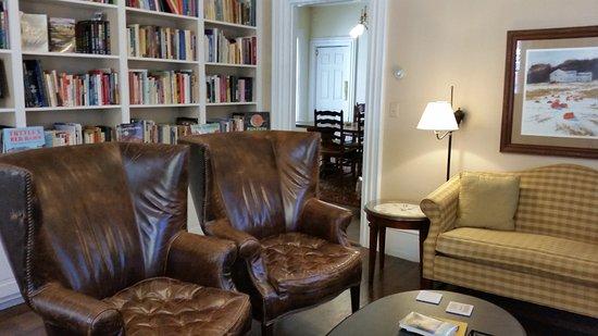 Woodstock, Vermont: Ardmore In Reading Room