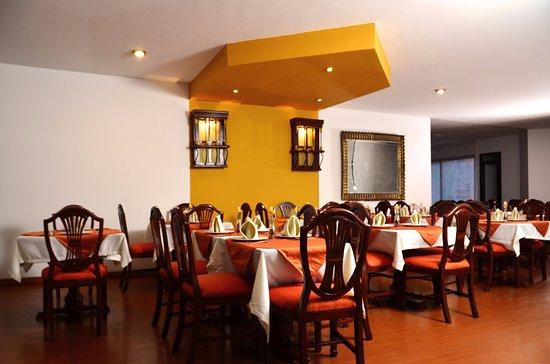 Hotel Baviera: Restaurante