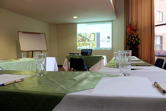 Hotel Baviera: Salón eventos