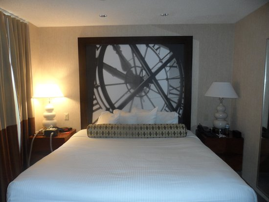 Jubilee King Bed Room Picture Of Bally S Atlantic City