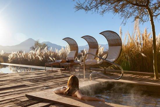 Tierra Atacama Hotel & Spa: Wonderful and relaxing spa at Tierra Atacama