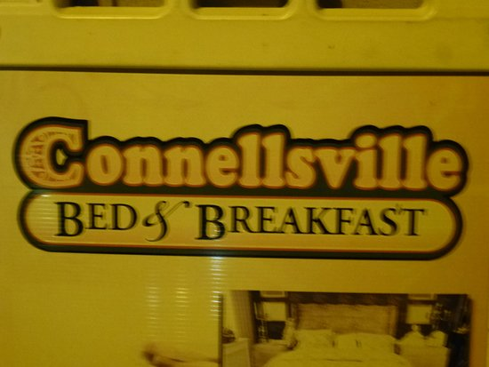Connellsville, PA: A great B&B!