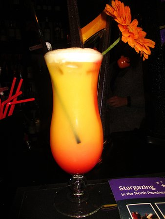 The Bell Guesthouse: Coctails from the menu
