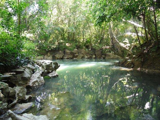 Punta Gorda, Belice: Natural pool