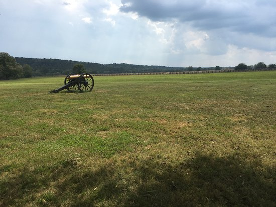 Wilson's Creek National Battlefield: Wilson's Creek battlefield