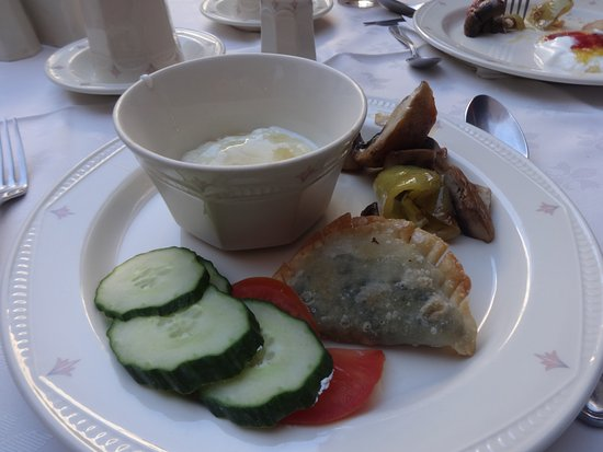 Rimondi Boutique Hotel: Breakfast was wonderful!