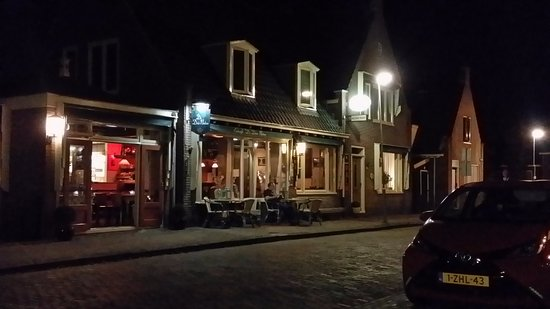 Broek in Waterland, The Netherlands: A cosy evening awaits you inside or if its warm - try a seat outside