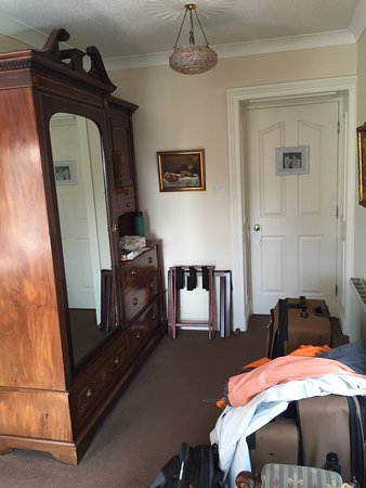 Sallyport House: Room #2