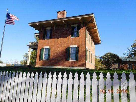 Galena, IL: Grant's House