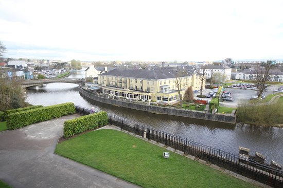 Kilkenny, Irlandia: View from the room