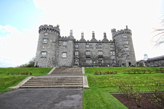 Kilkenny, Ireland: View from outside