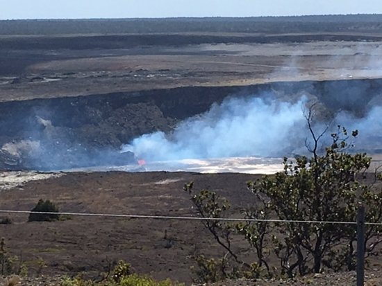 Foto Kilauea Volcano Military Camp
