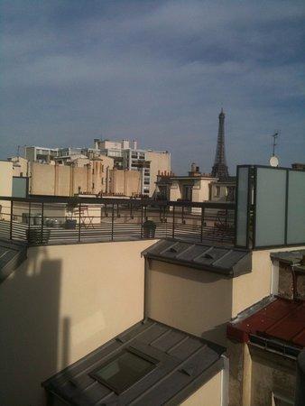 BEST WESTERN Hotel Eiffel Cambronne Foto
