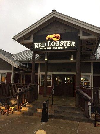 Red lobster in Gurnee