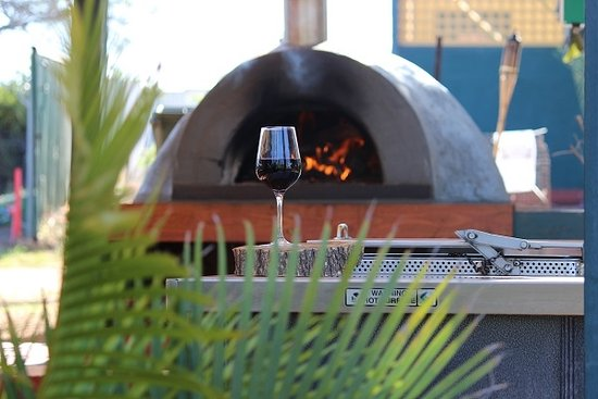 Carnarvon, Australia: Our Wood Fired Pizza Oven