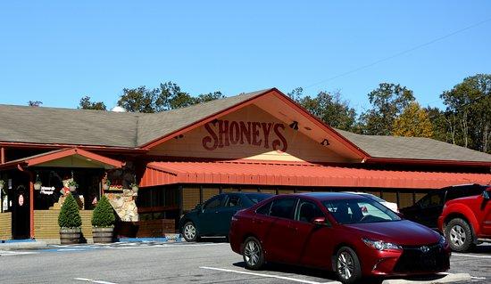 Princeton, Virginia Occidentale: Typical Shoney's