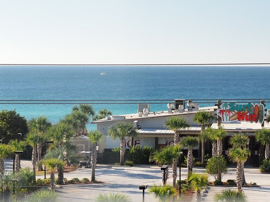 Emby Suites By Hilton Destin Miramar Beach We Had This View From Our 4th
