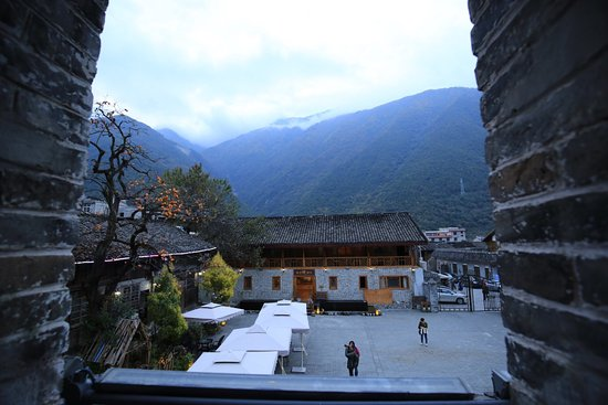 Moxi Ancient Town: photo0.jpg