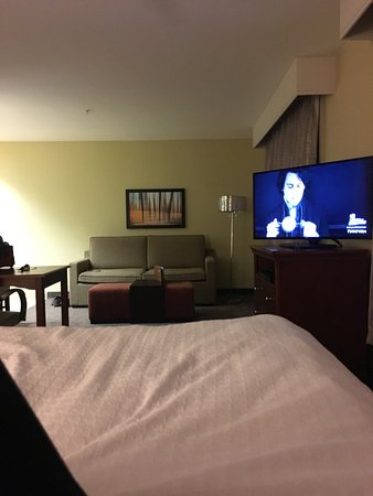Homewood Suites by Hilton Denver Littleton : Very clean and spacious room! Great location! The staff is very friendly.