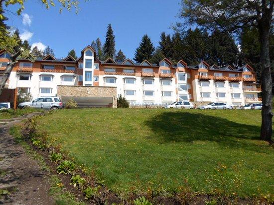 Villa Huinid Resort & Spa: FRENTE DEL HOTEL