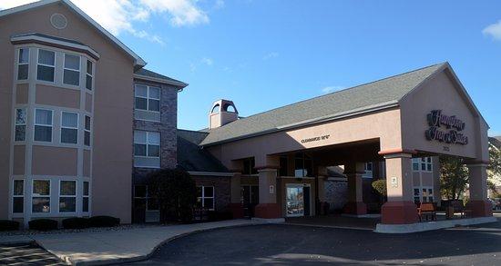 Hampton Inn & Suites Hoffman Estates: Hotel