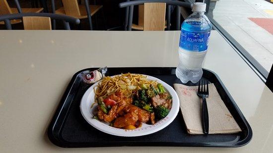 Ankeny, IA: My lunch