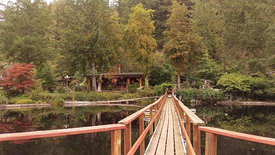 Sechelt, Kanada: Ruby Lake Resort
