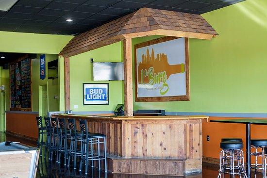 Lawrenceburg, IN: Tiki Bar